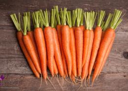 منافع هویج برای پوست