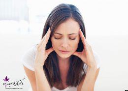 استرس و اثرات آن بر زیبایی